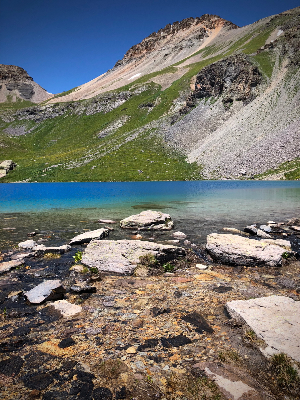 Ice Lakes Hike